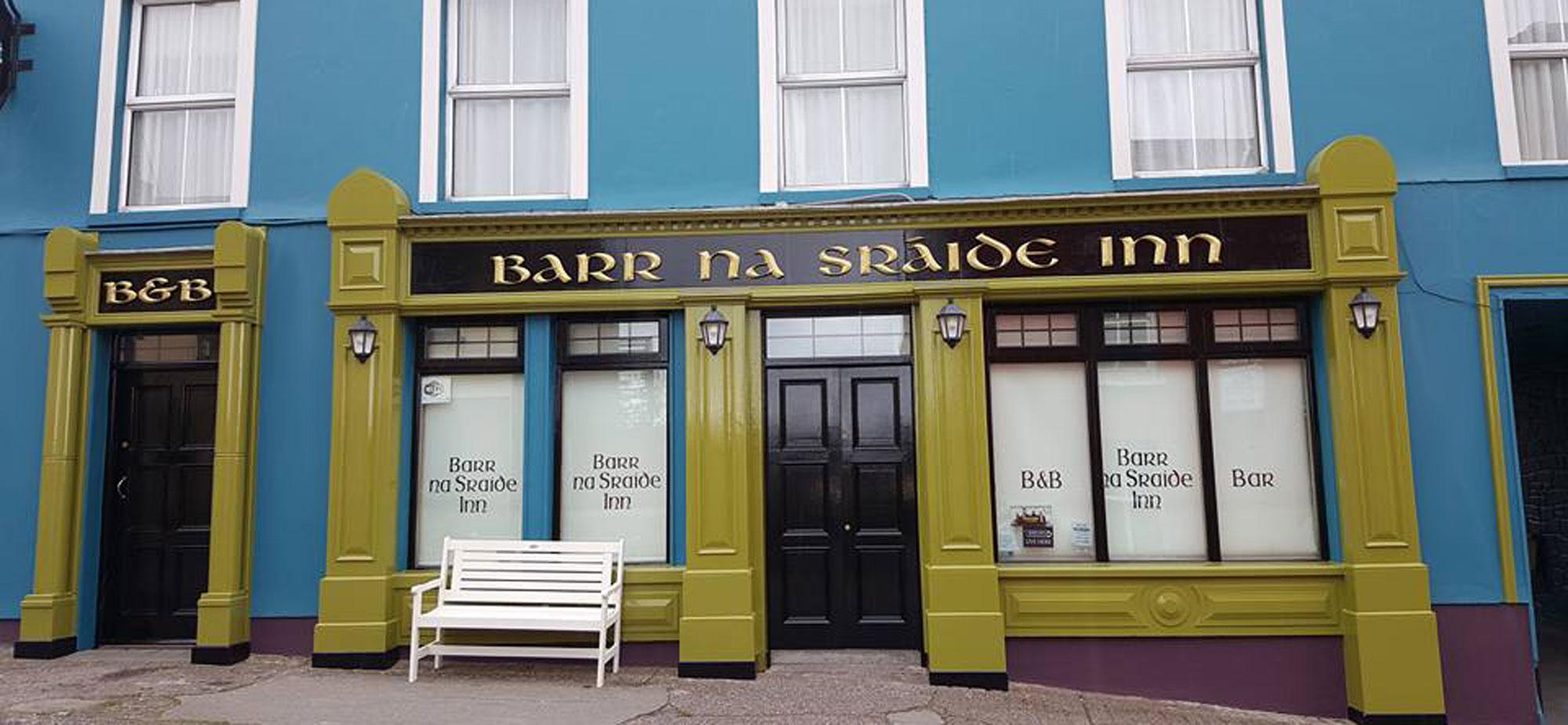 Barr Na Sráide Inn