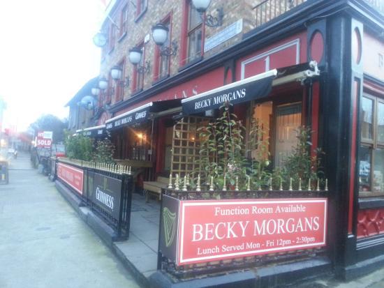 Becky Morgans