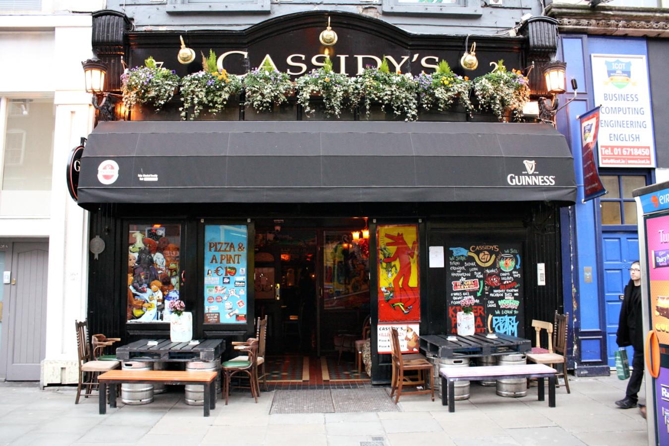 Cassidy's (Westmoreland Street)