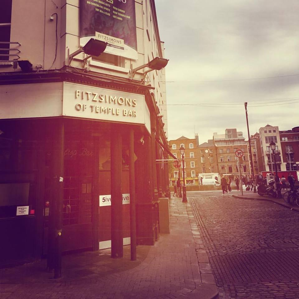 Fitzsimons Of Temple Bar