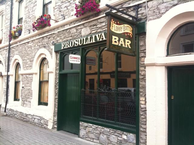Florry Batt's Bar Kenmare