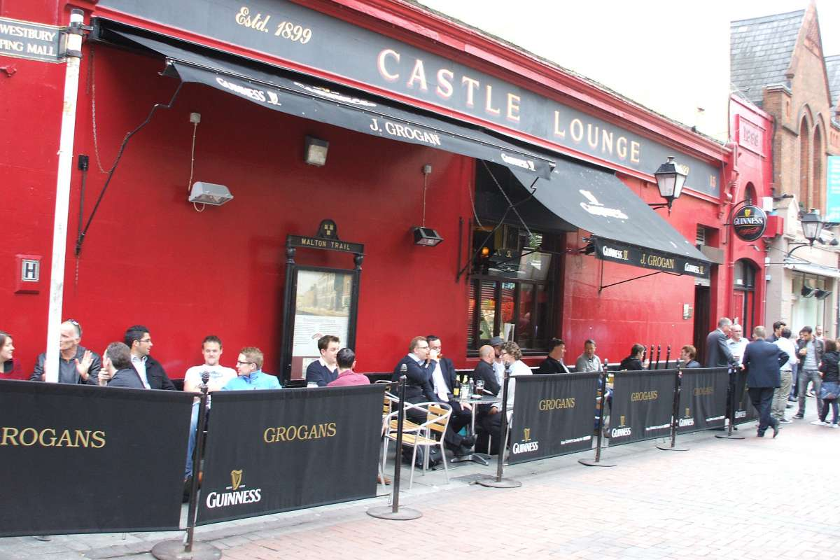 J. Grogan's (Castle Lounge)