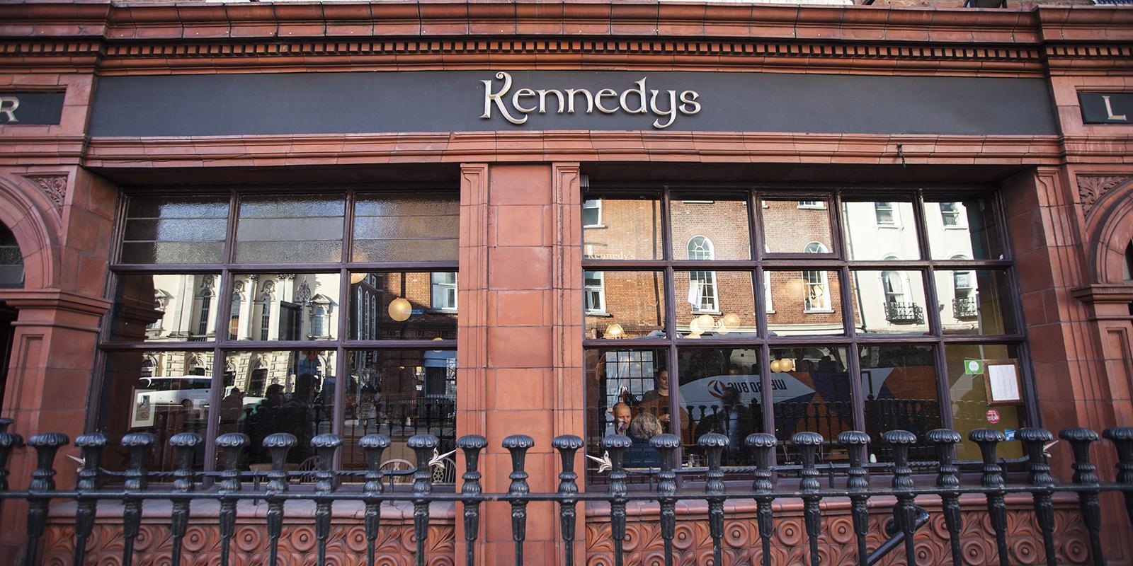 J. Kennedy's Bar
