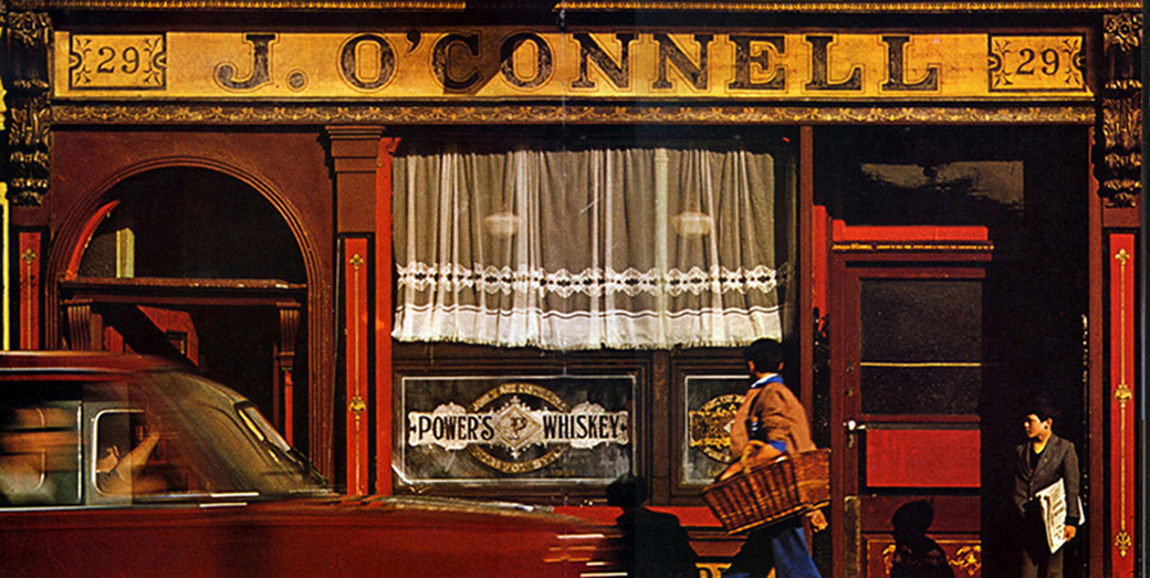 J. O'Connell
