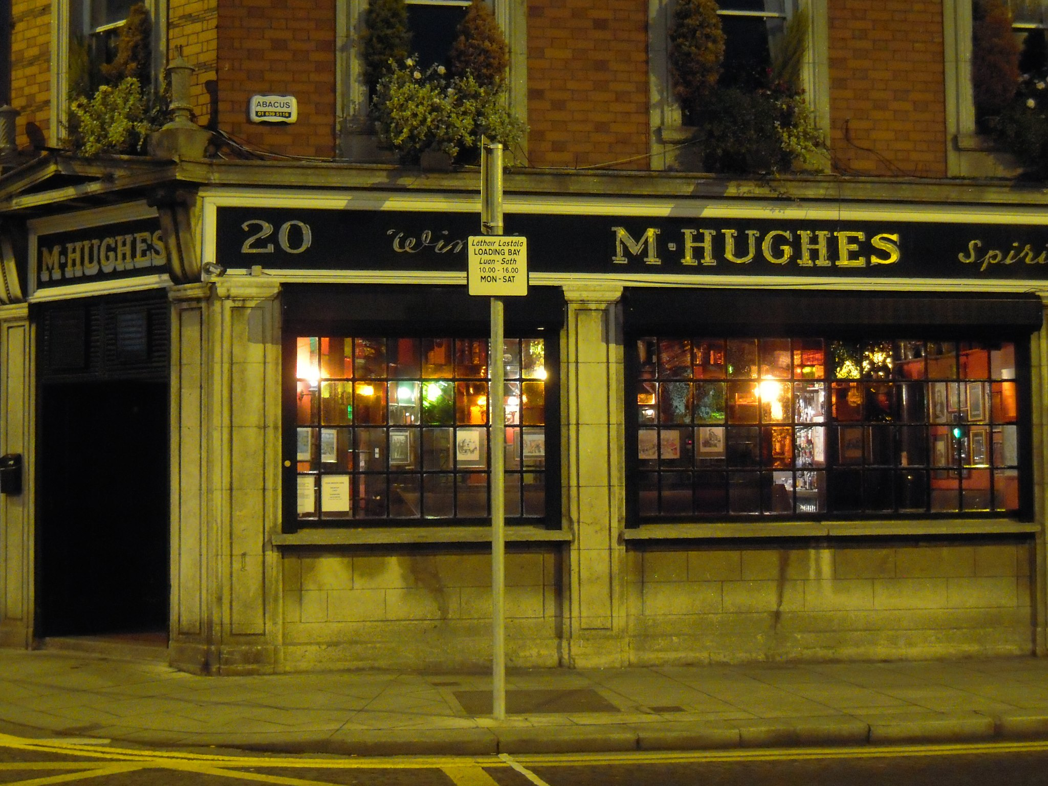 M. Hughes