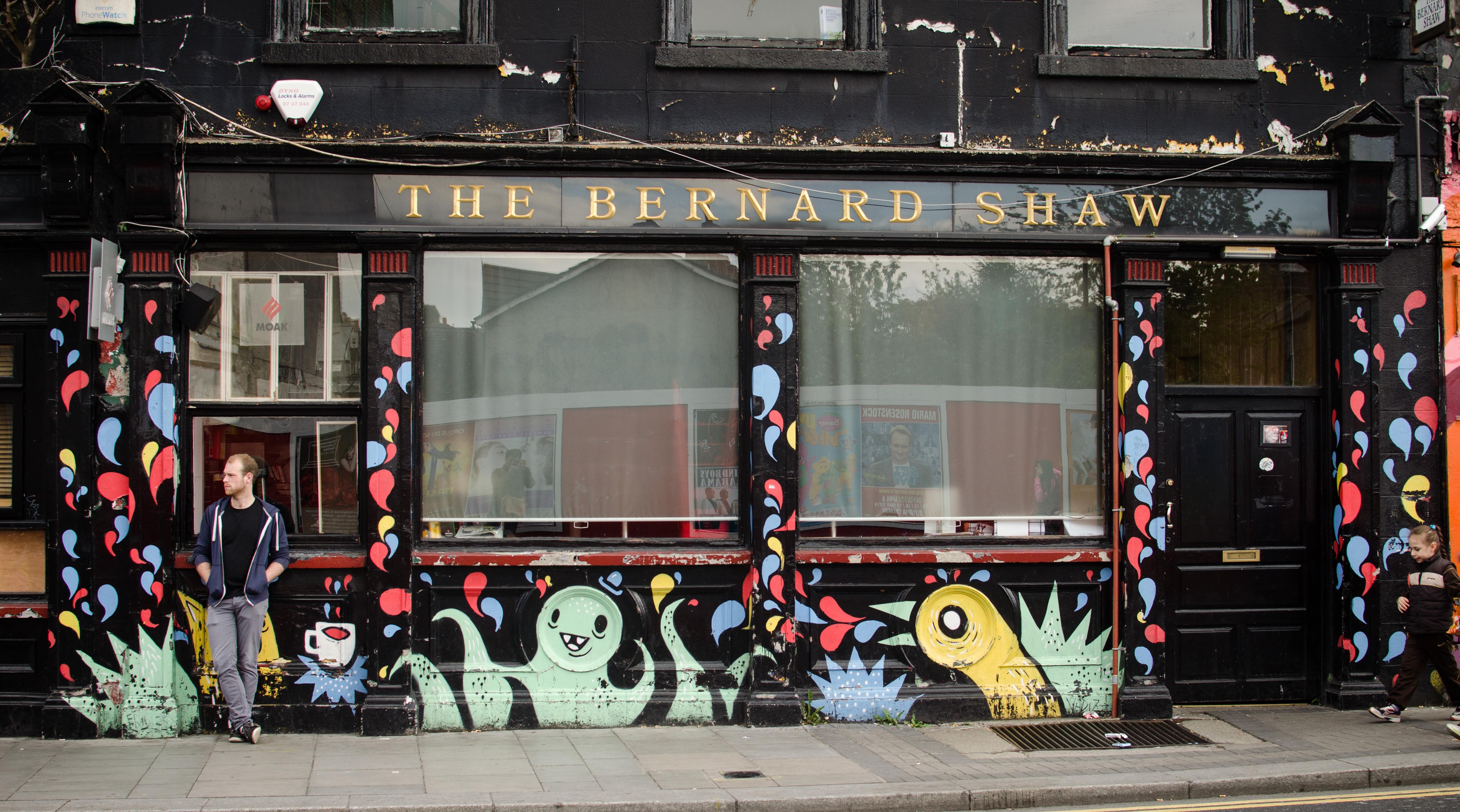 The Bernard Shaw