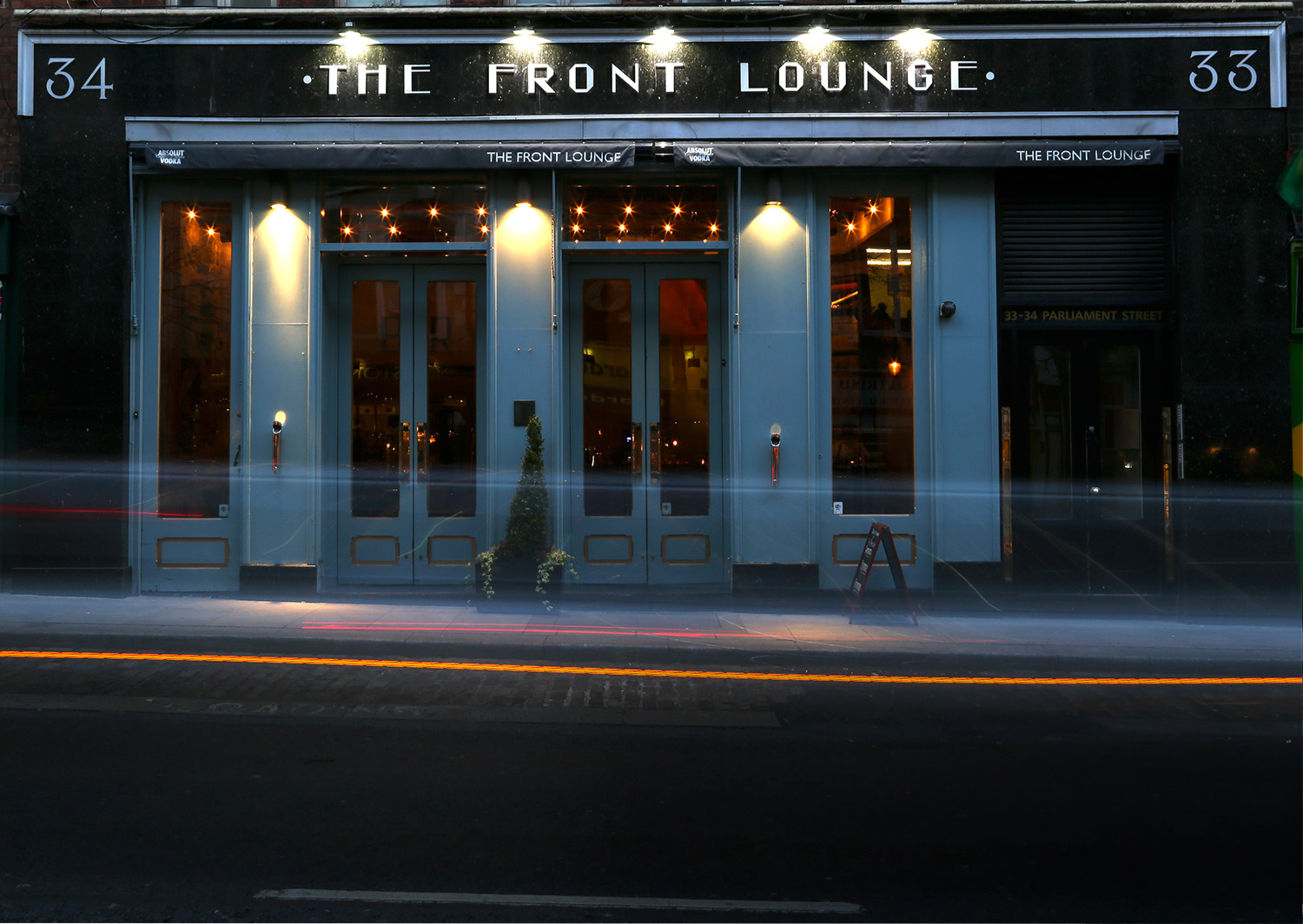 The Front Lounge