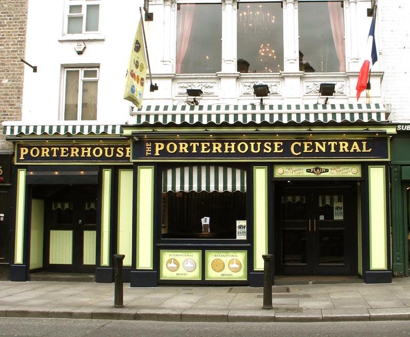 The Porterhouse (Central)
