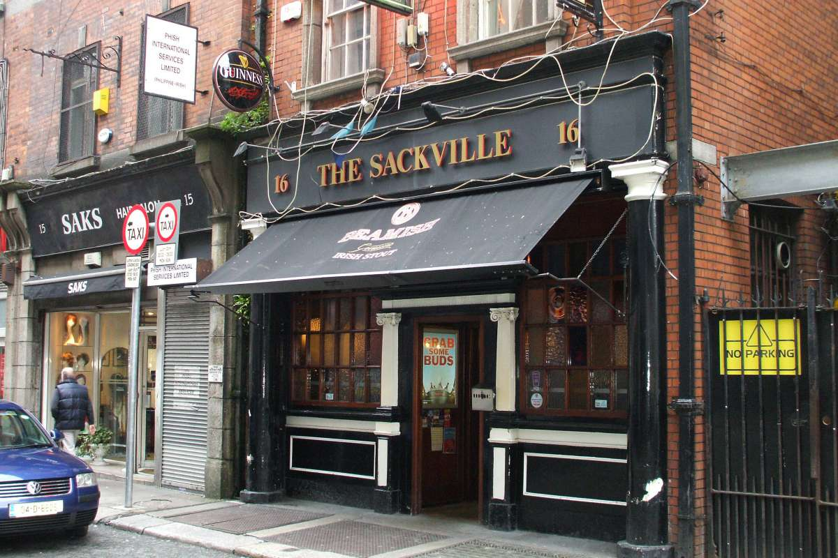 The Sackville Lounge